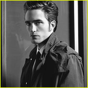 Robert Pattinson Lands Dior Homme Autumn 2016 Campaign!