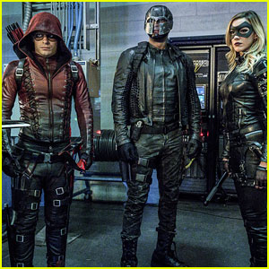 Colton Haynes' Roy Returns on Tonight's 'Arrow'!