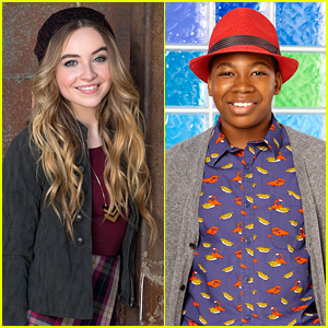 Sabrina Carpenter & Mekai Curtis Join 'Milo Murphy's Law'