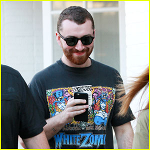 Sam Smith Says Visiting His Family is His Latest Project