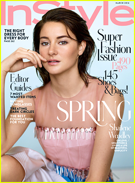 Shailene Woodley: 'It's Really None Of Our Business What Other People Think About Us'