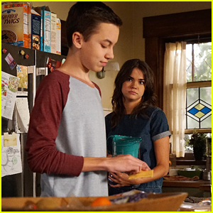 Callie Grows Suspicious Of Jude on Tonight's 'The Fosters'