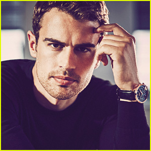 Theo James Explains What He Finds Attractive in Women! (Exclusive Photos)
