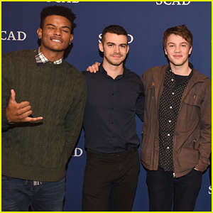Trevor Jackson & Joey Pollari Bring 'American Crime' to Atlanta for SCAD