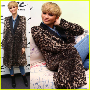 Zendaya Steps Out as 'K.C. Undercover' Season Two Trailer Debuts - Watch Now!