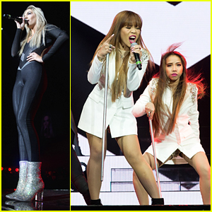 4th Impact & Louisa Johnson Keep The Party Going on 'X Factor' Live Tour in London