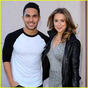 Carlos & Alexa PenaVega Had A Fire At Their Home!