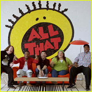 'All That' Cast to Reunite on Nickelodeon for April Anniversary - Watch Now!