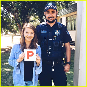 Bindi Irwin Gets Driver's License in Queensland!