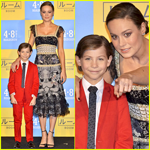 Jacob Tremblay Rocks a Red Suit for 'Room' Tokyo Premiere!