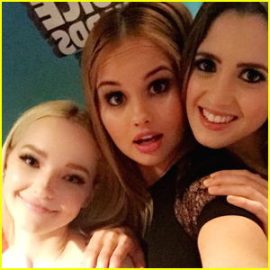 Debby Ryan, Laura Marano & Dove Cameron Congratulate Zendaya on KCAs 2016 Win