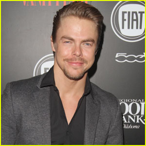Derek Hough Pens Sweet Tribute to Past 'DWTS' Partners for International Women's Day!