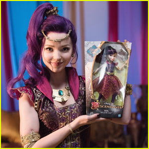 Descendants' Dove Cameron Reveals New 'Mal' Doll - Enter to Win One Here! (Exclusive)