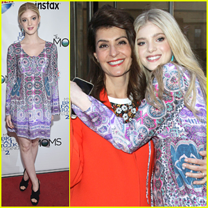 Elena Kampouris Calls Nia Vardalos A 'Dream Maker'
