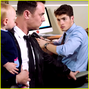 Gregg Sulkin Guest Stars on 'Life In Pieces' Tonight!
