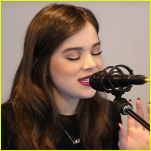 Hailee Steinfeld Does an Incredible Cover of Justin Bieber's 'Love Yourself'