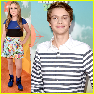 Jace Norman & Ella Anderson Lead 'Henry Danger' Cast to Kids Choice Awards 2016