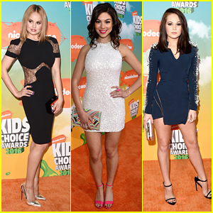 Kids Choice Awards 2016 - Top Ten Best Dressed Stars!