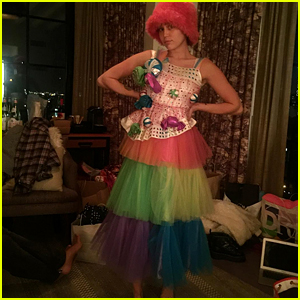 Miley Cyrus Shows Mom Tish Her Latest Wacky Fashion Purchases