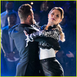 Rachel Bilson Cheers on 'The O.C.' Co-Star Mischa Barton During 'DWTS'!