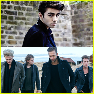Nathan Sykes Calls On Lawson To Take His Place on Little Mix Tour This Weekend