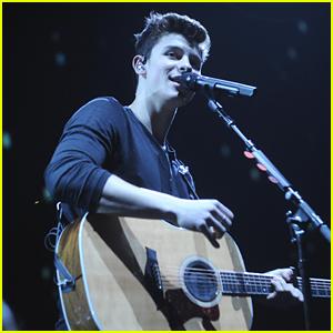 Shawn Mendes Premieres New Song 'Ruin' at Radio City Music Hall - Watch!