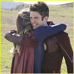 'Supergirl' & 'Flash' Crossover Ratings Soar!