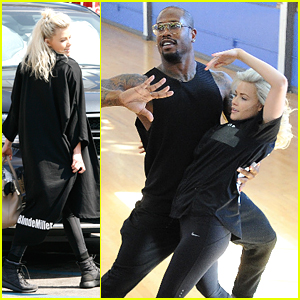 Von Miller Calls Witney Carson His 'Secret Weapon' For DWTS