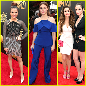MTV Movie Awards 2016 - Top Ten Best Dressed Stars!