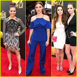 MTV Movie Awards 2016 - Top Ten Best Dressed Stars!