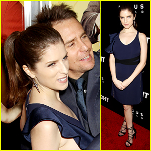 Anna Kendrick & Sam Rockwell Get Silly at 'Mr. Right' Premiere