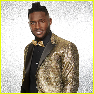 Antonio Brown Cha-Cha's With DWTS Switch-Up Partner Karina Smirnoff (Video)