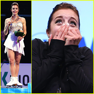 Ashley Wagner Wins Silver Medal at World Figure Skating Championships 2016!