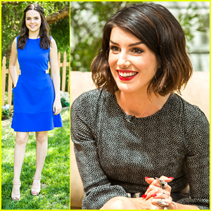 Bailee Madison & Shenae Grimes Talk Up 'The Promposal' On 'Home & Family'