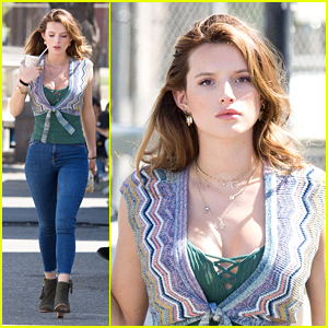 Bella Thorne Is Hard at Work Filming 'You Get Me'