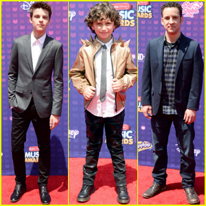 Corey Fogelmanis, Ben Savage & August Maturo Rep 'Girl Meets World' at RMDA 2016