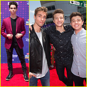 Cameron Boyce & Austin North Hit RDMA 2016 with Jake Short