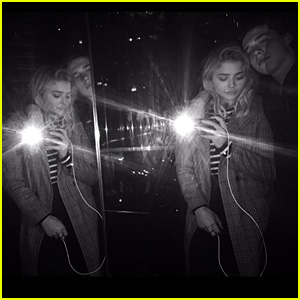 Did Chloe Moretz & Brooklyn Beckham Just Confirm Their Relationship?