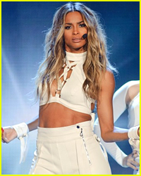 Ciara Performs at We Day Chicago 2016