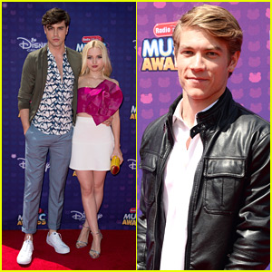 Dove Cameron & Fiance Ryan McCartan Join 'Liv & Maddie' Cast at RDMA 2016