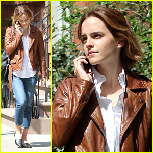 Emma Watson Shares What She's Been Reading Lately