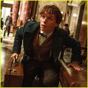 New 'Fantastic Beasts & Where to Find Them' Footage to Debut at MTV Movie Awards 2016!