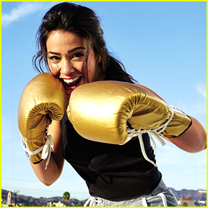 Gina Rodriguez Talks Her Love For Boxing in 'Women's Health' May 2016