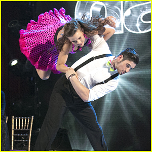DWTS Troupe Wows With Dances Through The Ages on Famous Dances Night