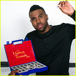 Jason Derulo Gets Measured for a Madame Tussauds Wax Figure!