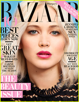 Jennifer Lawrence Talks Feminism, Body Image, & More in 'Harper's Bazaar'