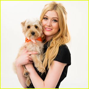 Katherine McNamara Sticks Up for Four-Legged Friends in DoSomething.Org Campaign