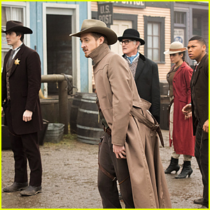 The 'Legends of Tomorrow' Hide Out In The Wild West