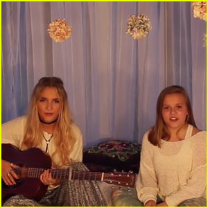 Lennon & Maisy Drop Gorgeous Cover of 'Lean On' - Watch Now!