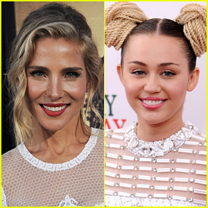 Miley Cyrus Dines Out with Liam Hemsworth's Sister-in-Law!